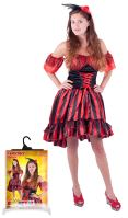 Karnevalový kostým pro dospělé tanečnice Sally (M) (8590687134331)