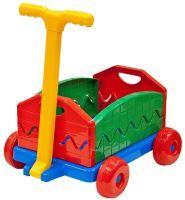vozík dětský, plastový (4006942804900)