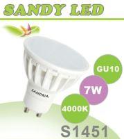 SANDRIA LED žárovka GU10 S1451 SANDY LED GU10 7W SMD 4000K