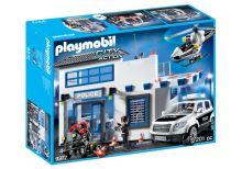 Policejní stanice Playmobil 9372