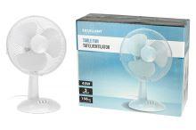 Stolní ventilátor EXCELLENT 30cm, 45W - Bílý - 8711295983177