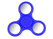Svítící fidget spinner - Modrý - 2000002900054