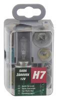 Compass Žárovky servisní box univerzální H7 GREEN 08530