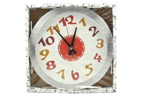 Nástěnné hodiny TIMEGOLD (26cm)