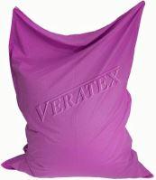VERATEX Sedací vak/pytel Maxi 140 x 180 x 30 cm (fialový)