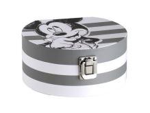 Mickey box 17x15 5x8 pruhy šperkovnice