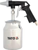 Yato Pískovací pistole se zásobníkem 1.0L 160l/min YT-2376