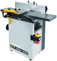 PROTECO - 51.01-STF-250-400 - frézka srovnávací a tloušťkovací kombinovaná 400V (1 krabice)