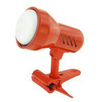 TEMAR Lampička Klips malý červený
