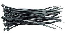 Vorel Páska stahovací 200 x 2,5 mm 100 ks černá TO-73894