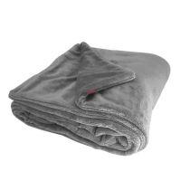 Aesthetic Deka zimní oboustranná - 72x100 cm Barva: 345 - šedá střední