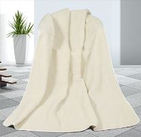 VERATEX Evropské merino deka bílá 155x200cm