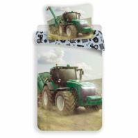Stanex Ložní povlečení bavlněné traktor (LS354) Ložní povlečení 140x200 + 90x70 - (LS354)