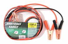 Green Startovací kabely 120A  2,0m zipper bag 01120
