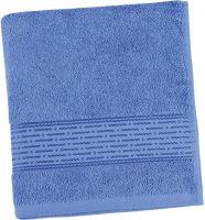 VERATEX Froté ručník Lucie 450g 50x100 cm (středně modrý)