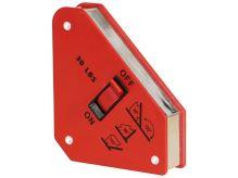 PROTECO - 42.04-444 - magnet úhlový  130 x 152 x 28 mm s vypínačem