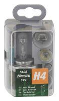 Compass Žárovky servisní box univerzální H4 GREEN 08531