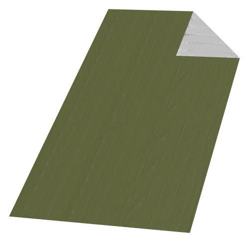 Cattara Izotermická fólie SOS zelená 210x130cm 13741