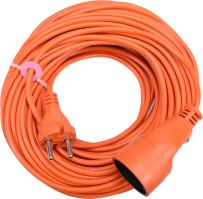 Vorel Kabel prodlužovací 30 m oranžový TO-82675