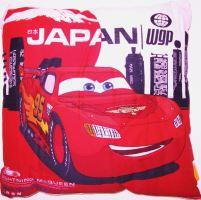 VERATEX Polštářek Cars JAPAN 40x40 cm