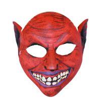 Maska čert textilní (8590687130579)
