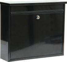 Vorel Poštovní schránka 310x360x100mm černá TO-78575