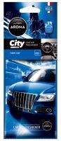Osvěžovač AROMA CAR CITY NEW CAR am92668