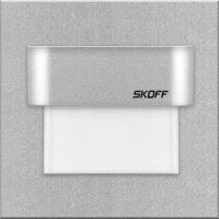 SKOFF LED nástěnné schodišťové svítidlo MA-TAN-G-N Tango hliník(G) neutrální