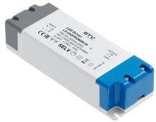 GTV  LD-ZASPRO80W-30 LED trafo AC220-240/DC12V, 80W ,  IP20