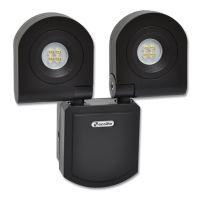 Ecolite  RL3226-2x10W LED svítidlo,8xSMD3535,10W,6400K,IP54,1440lm