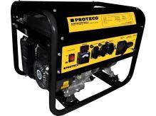 PROTECO - 51.08-G3-5500 - elektrocentrála 3-fázová 5500/3300W (AC 3x230V, AC 1x400V, DC 1x12V)