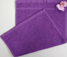 VERATEX Dětský froté ručník 30x50 cm fialový