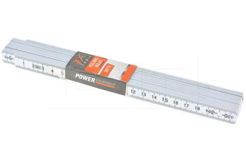 Skládací plastový metr FX - 2metry - 8719202956573