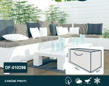 DIMENZA a.s. Ochranný obal na nábytek Typ obalu: Taška na polstry - DF-010296