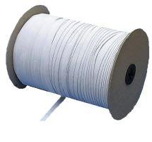 VERATEX Guma prádlová šíře 8mm bílá (SKLADEM)