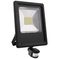 MAXLED LED reflektor s čidlem 7454 MF 50W SMD 4500K