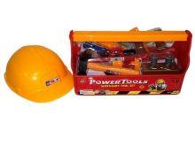 BOX BRIMAREX S NÁŘADÍM a přilbou 57595