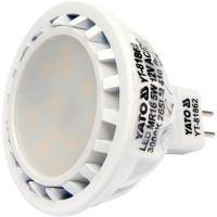 Yato LED žárovka 5W MR16 265 lumen 12V ( 25W ) YT-81862
