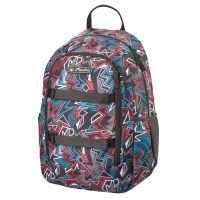 Herlitz školní batoh bruslař styl grafický
