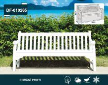 DIMENZA a.s. Ochranný obal na nábytek Typ obalu: Lavička - DF-010265