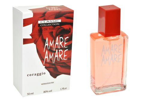 Toaletní voda Amare Amare - 50ml - 5904378130619