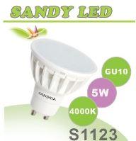 SANDRIA LED žárovka GU10 S1123 SANDY LED GU10 5W SMD 4000K