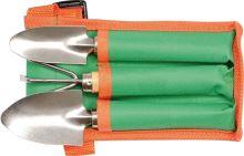 Flo Sada zahradnického náčiní 3 ks v pouzdře TO-99028