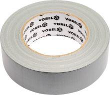 Vorel Páska samolepící textilní DUCT, 38 mm x 50 m TO-75239