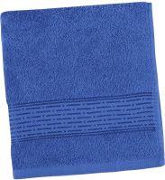 VERATEX Froté ručník Lucie 450g 50x100 cm (tmavě modrý)