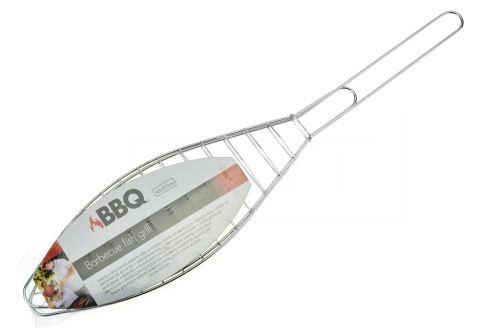Rošt na grilování ryb BBQ 42x9.5cm - 8711295262487