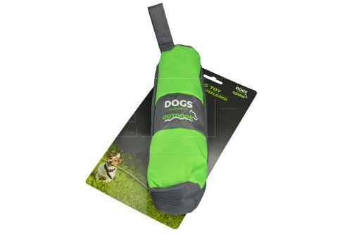 Pouzdro na 0.5l PET lahev sloužící jako hračka pro psy DOGS