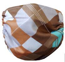 VERATEX Rouška dětská bavlněná 2-vrstvá 60°C RS0161