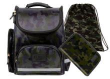 Záložní kabelka camo 3v1