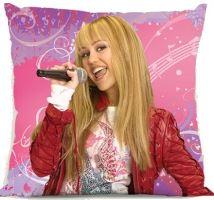 VERATEX Polštářek Hannah Montana 40x40 cm